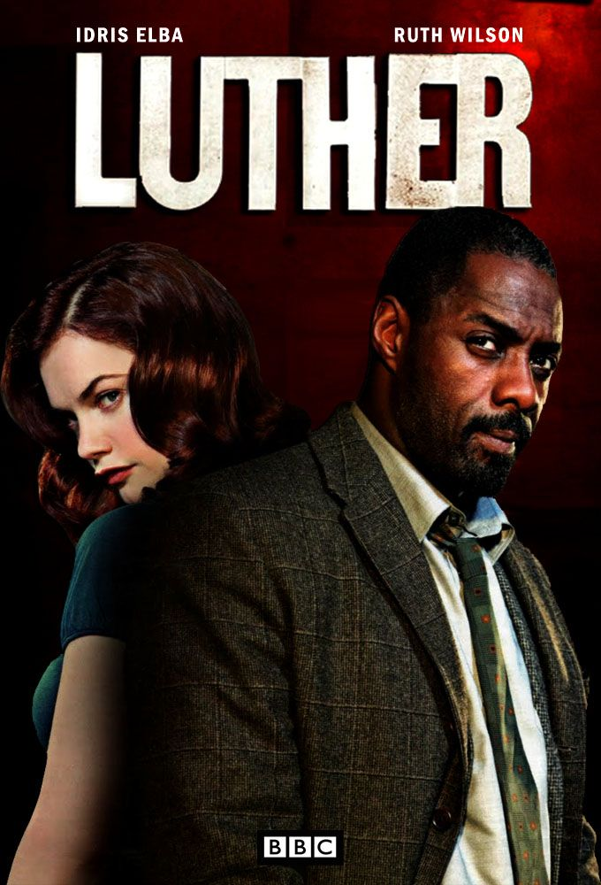 Luther   S01 à 04  VF