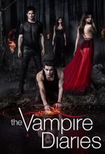 Affiche The Vampire Diaries