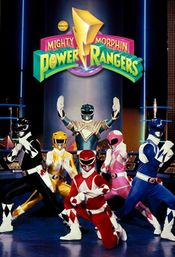 Affiche Power Rangers