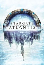 Affiche Stargate Atlantis