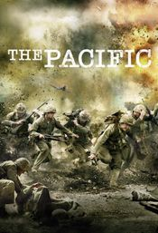 Affiche Band of Brothers : L'enfer du Pacifique