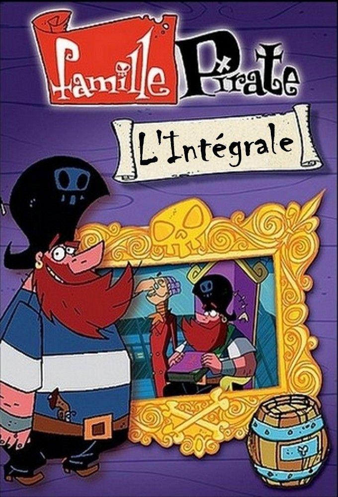 Famille pirate dessin anim 1999 senscritique - Dessin anime de la famille pirate ...