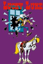 Affiche Lucky Luke (US)