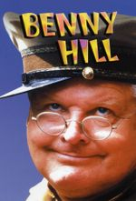 Affiche Benny Hill