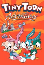 Affiche Les Tiny Toons