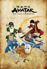 Affiche Avatar le dernier maître de l'air