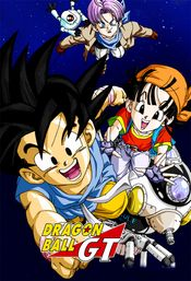 Affiche Dragon Ball GT