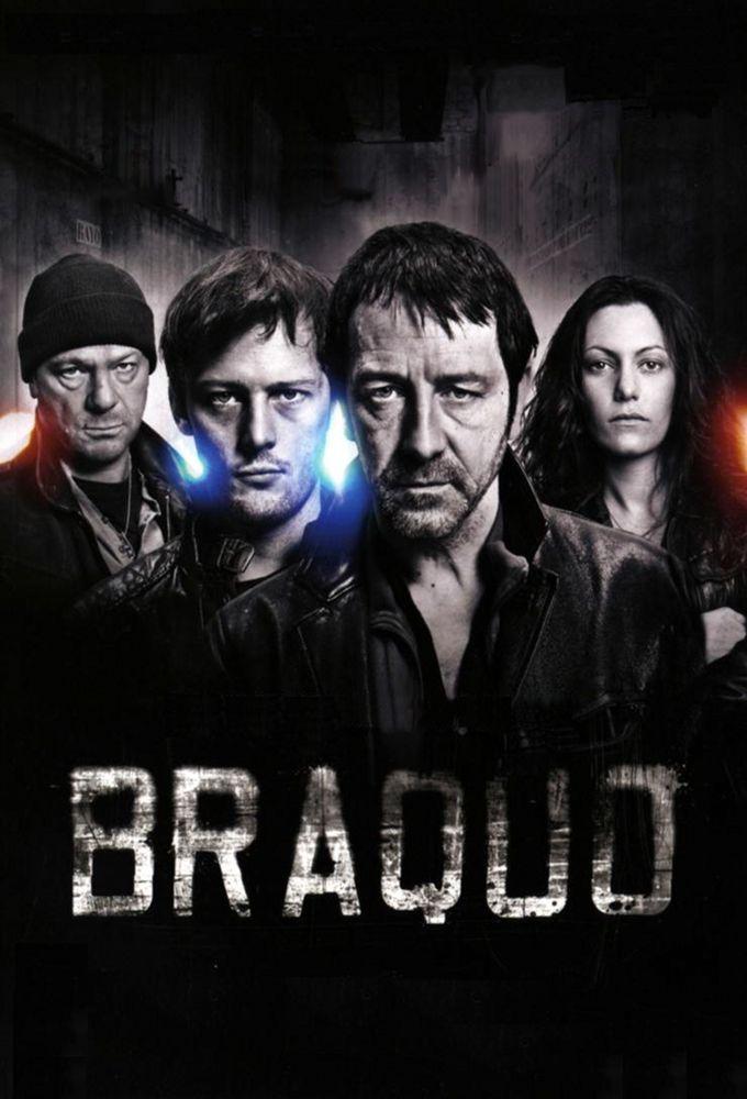 Braquo Serie