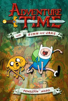 Affiche Adventure Time