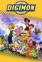 Affiche Digimon Adventure