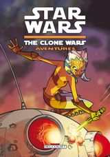 Couverture Point d'impact - The Clone Wars Aventures, tome 2