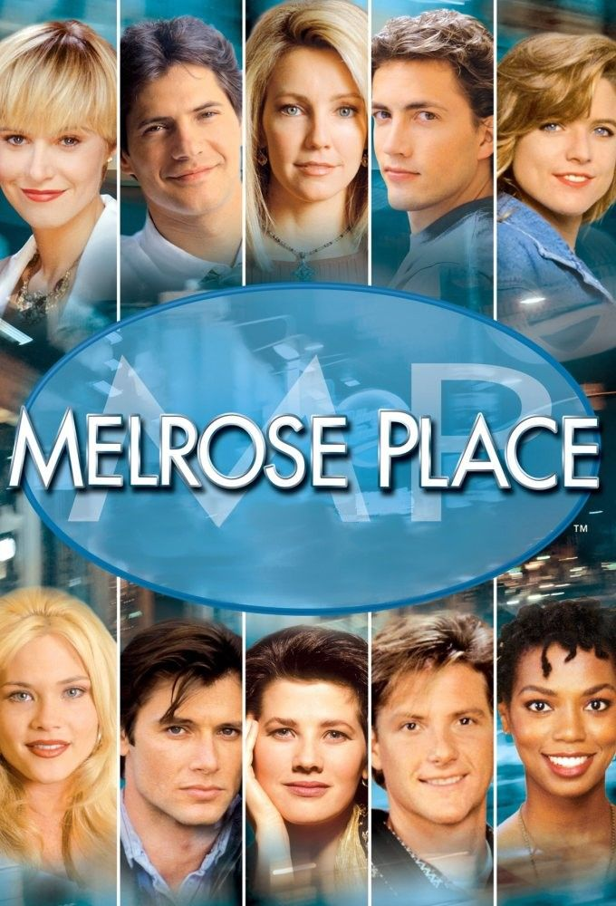 Melrose Place S Rie 1992 Senscritique