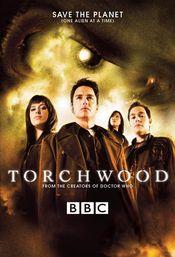 Affiche Torchwood