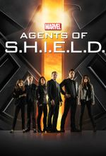 Affiche Marvel : Les Agents du SHIELD