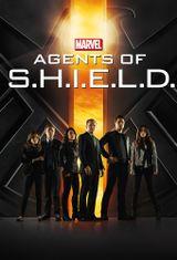 Affiche Marvel - Les Agents du S.H.I.E.L.D.