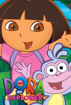 Affiche Dora l'exploratrice