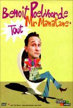 Affiche Les Carnets de Mr. Manatane