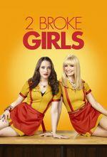 Affiche 2 Broke Girls