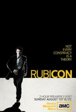 Affiche Rubicon