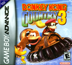 Jaquette Donkey Kong Country 3