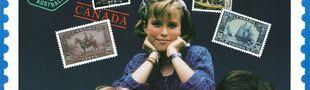 Affiche Les aventuriers du timbre perdu