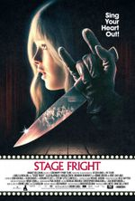 Affiche Stage Fright