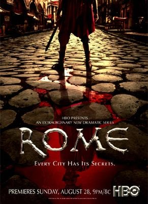 [Liste] Séries HBO terminées Rome