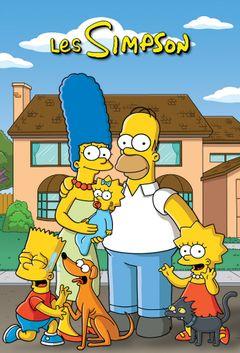 Affiche Les Simpson