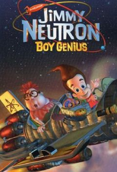 Affiche Jimmy Neutron