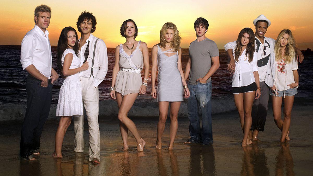 90210 Beverly Hills, Nouvelle Génération - Série (2009 ...  90210 Beverly H...