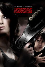 Affiche Terminator - Les Chroniques de Sarah Connor