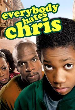 Affiche Tout le monde déteste Chris