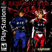 Jaquette Resident Evil 1.5