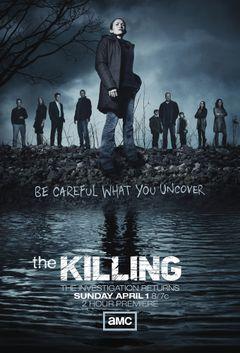 Affiche The Killing (US)