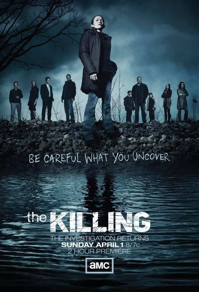 The Killing (US) saison 1 en français