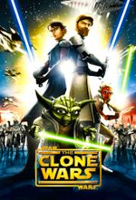 Affiche Star Wars - The Clone Wars