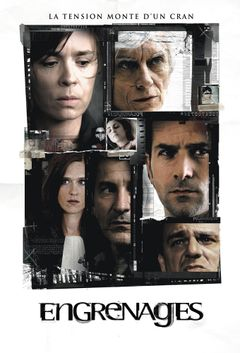 Affiche Engrenages