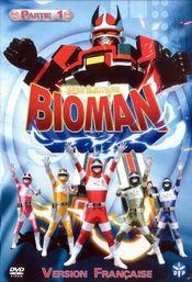 Affiche Bioman