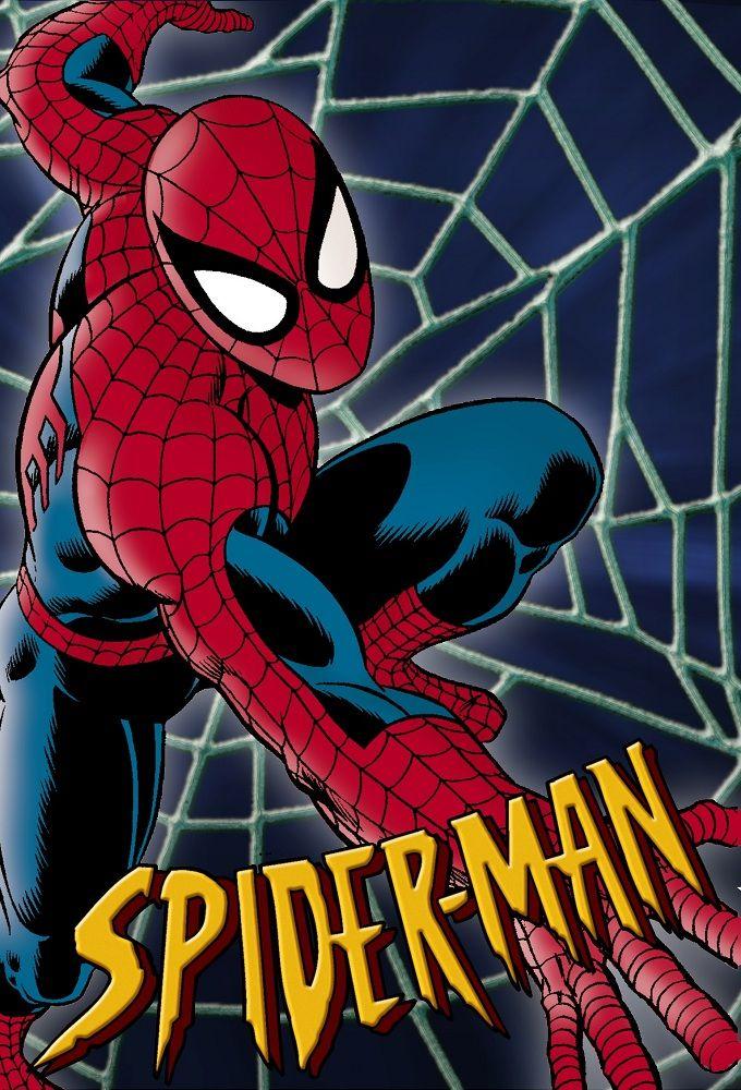 affiche spider man lhomme araigne