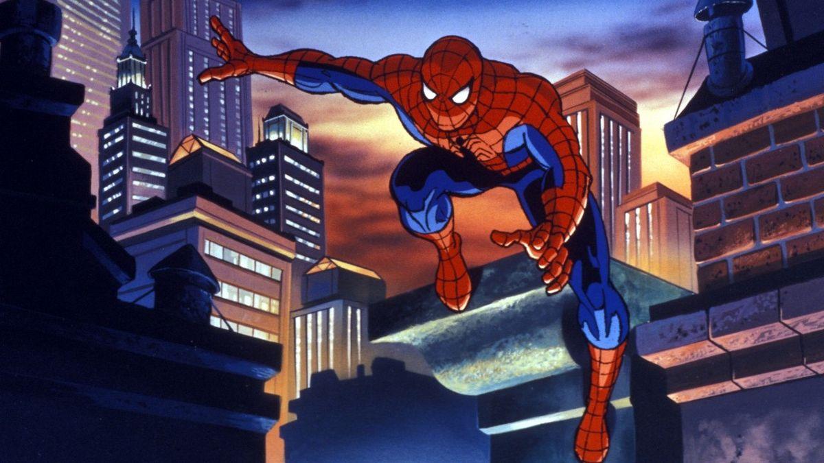 Saisons De Spider Man L Homme Araignee 1994 Senscritique