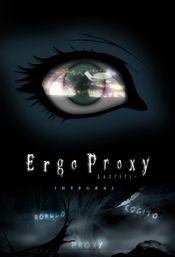 Affiche Ergo Proxy