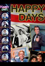 Affiche Happy Days - Les jours heureux