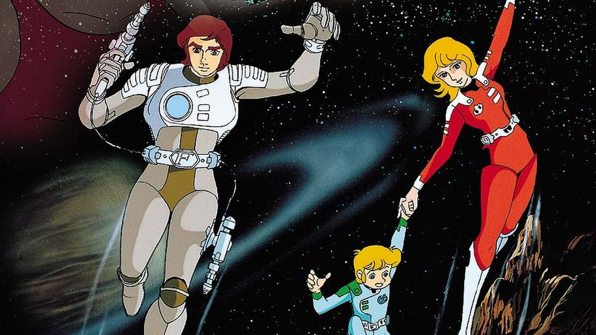 Captain Future Trickfilm