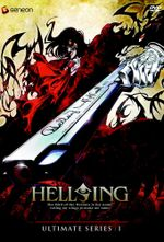 Affiche Hellsing Ultimate
