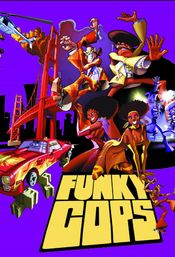 Affiche Funky Cops