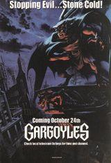 Affiche Gargoyles
