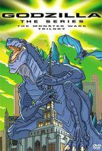 Affiche Godzilla, la série