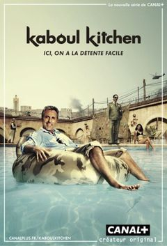 Affiche Kaboul Kitchen