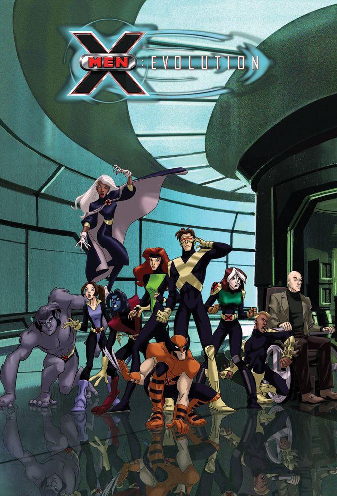 X Men Evolution Dessin Anime 2000 Senscritique