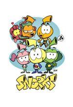 Affiche Snorks